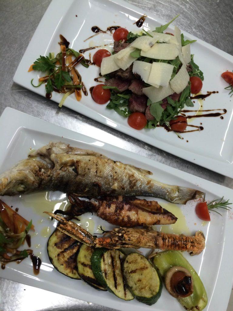 Restaurant Villa Tina, Arbanja, near Slatine Bay, Split Riviera (21)