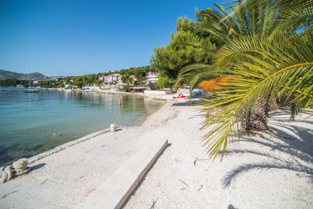 Saldun Beach, Saldun Bay, Okrug Gornji, Split Riviera (6)