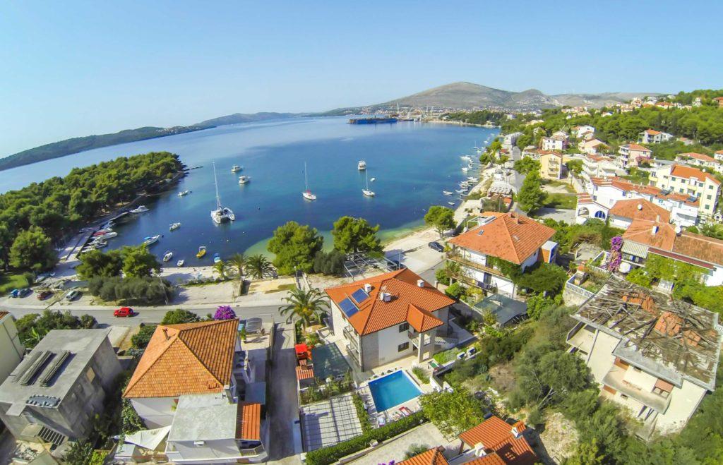 Saldun Beach, Saldun Bay, Okrug Gornji, Split Riviera (8)