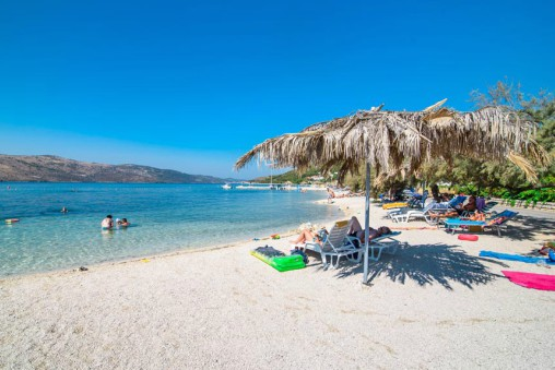 Seget Vranjica Main Bay Beaches, Split Riviera TH