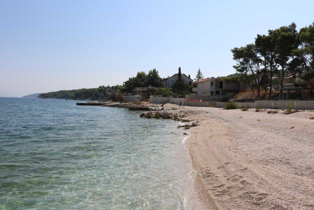 Plaza Beach, Slatine Bay Split, Riviera