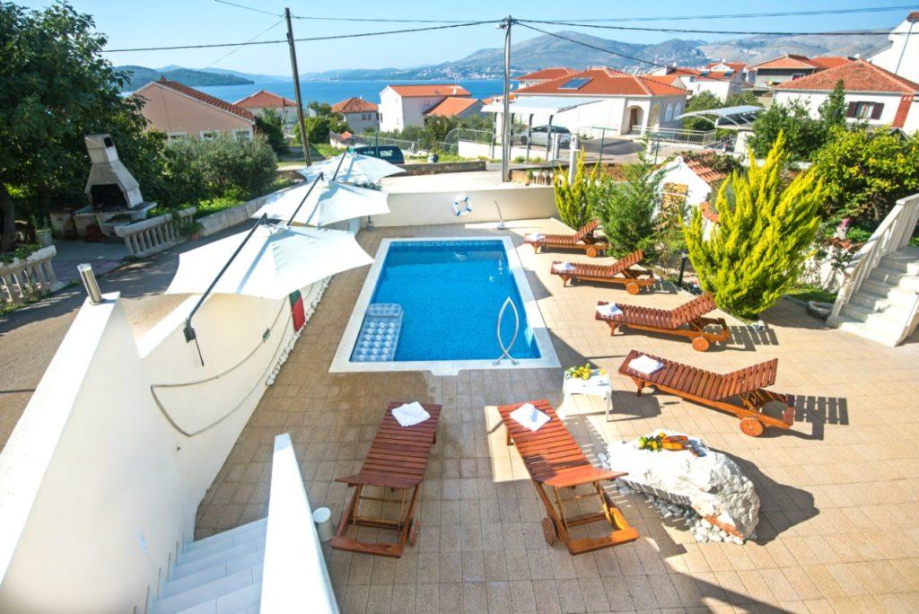 Villa Zelen, Okrug Gornji, Split Riviera (6)