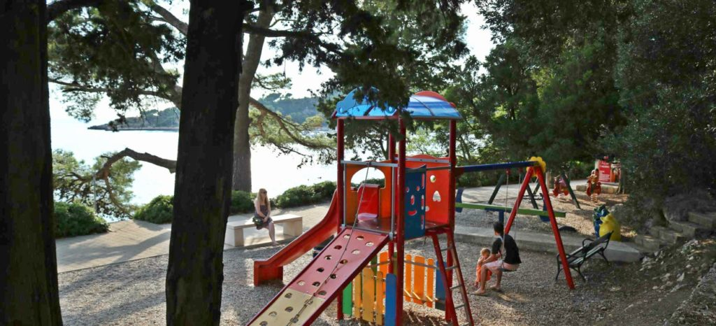 Childrens Play Area, Mlini Bay, Dubrovnik Riviera (1)B