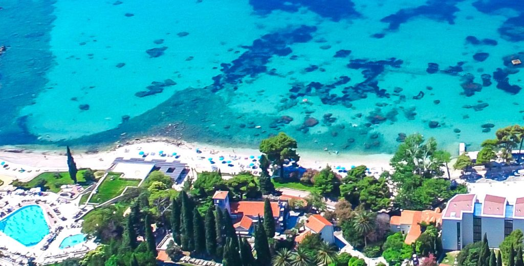 Mlini Bay, Dubrovnik Riviera (5)BB Aerial