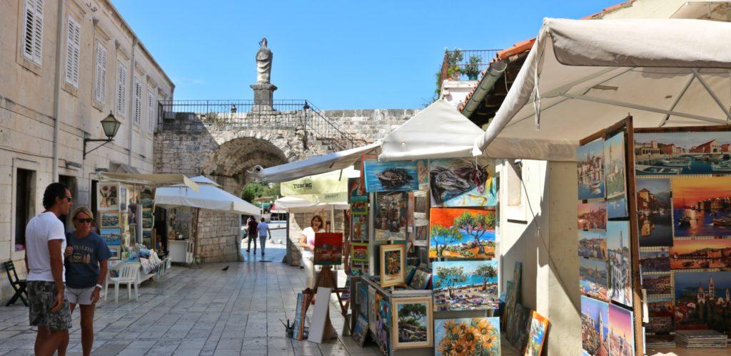 Trogir Old Town, Split Riviera