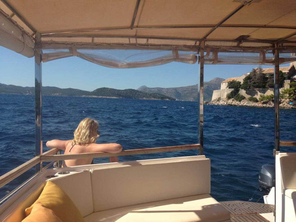 Dubrovnik Catamaran Island Hopping Excursion to Kolocep, Lopud & Sipan (1)