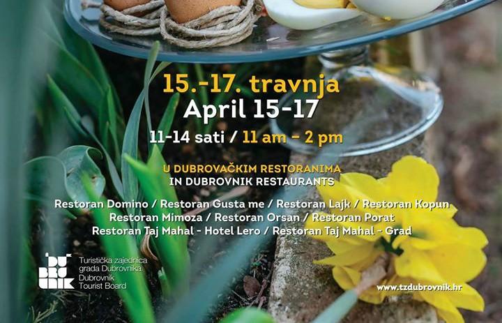 Easter Croatia Holiday Brunch Dubrovnik 2