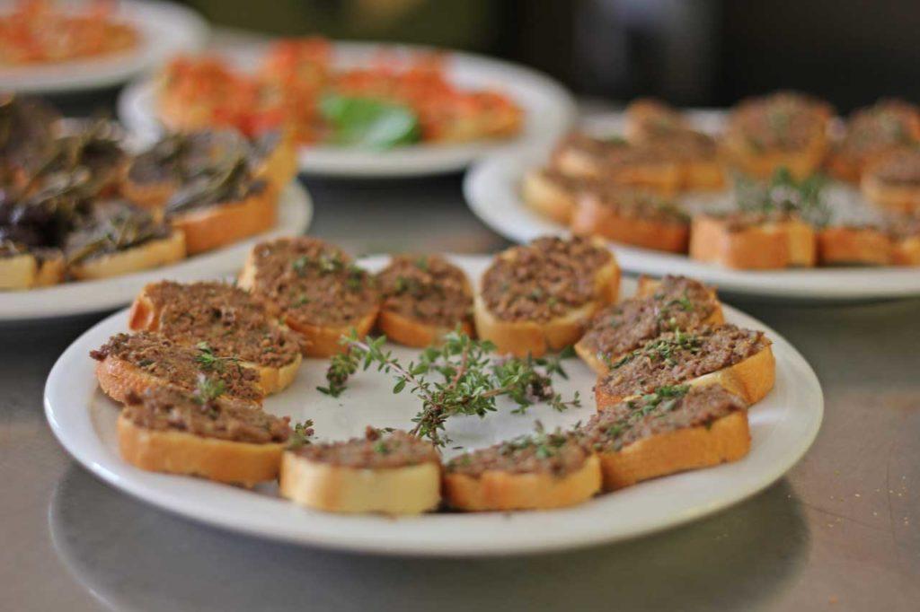 Lamb-liver-pate - Brac Island Gastro Tour