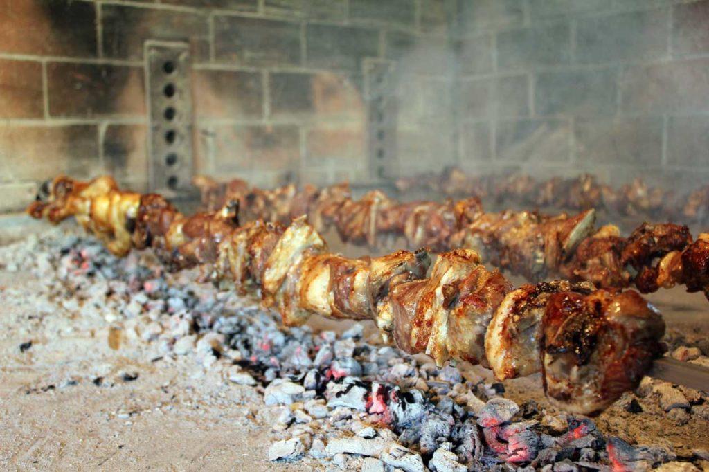 Lamb-on-the-spit - Brac Island Gastro Tour
