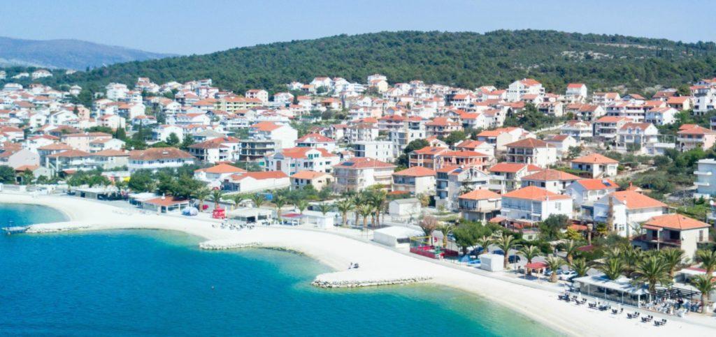 Okrug Gornji Beach, Split Riviera
