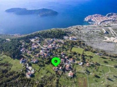 Villa Doni, Bosanka, near Mlini Bay, Dubrovnik Riviera