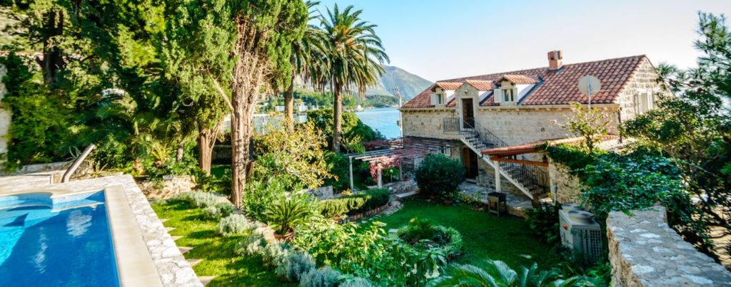 Villa Flora, Mlini Bay, Dubrovnik Riviera 3