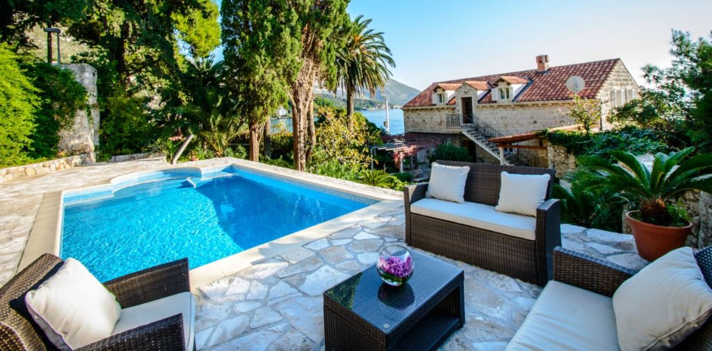 Villa Flora, Mlini Bay, Dubrovnik Riviera 4