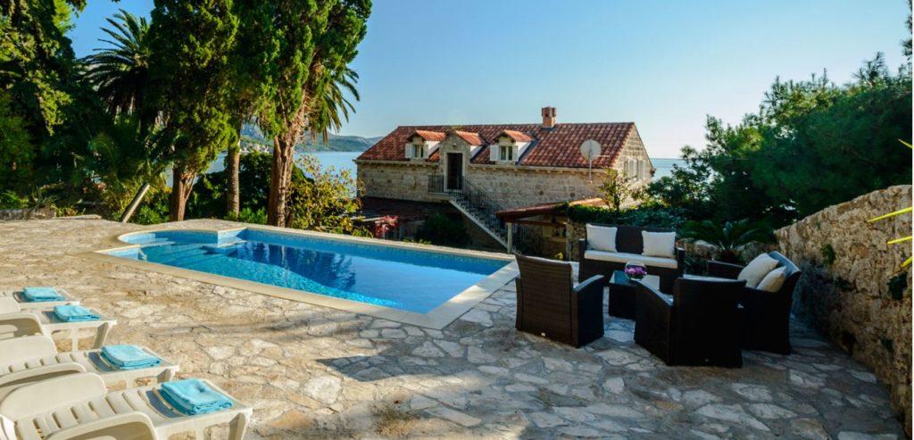 Villa Flora, Mlini Bay, Dubrovnik Riviera 5