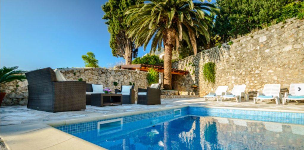 Villa Flora, Mlini Bay, Dubrovnik Riviera 6