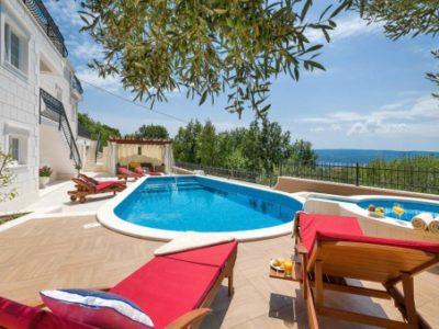 Villa Sanpetra Podstrana Split Riviera TH