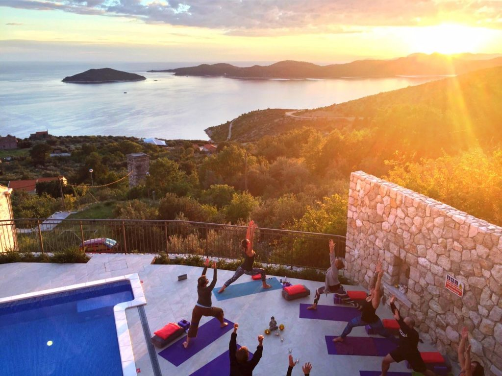 Yoga at your villa, Croatia Gems, Dubrovnik Rivier (5)