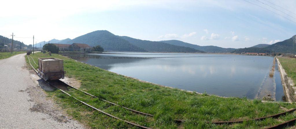 salt factory ston Peljesac Peninsula (2)