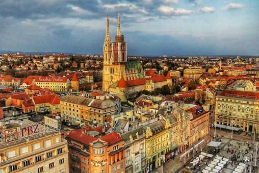 Zagreb ranked best in europe 2017 in lonely planet hotlist croatia zagreb croatia week altavistaventures Images