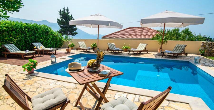 Villa Kim, Mlini Bay, Dubrovnik Riviera (13B)