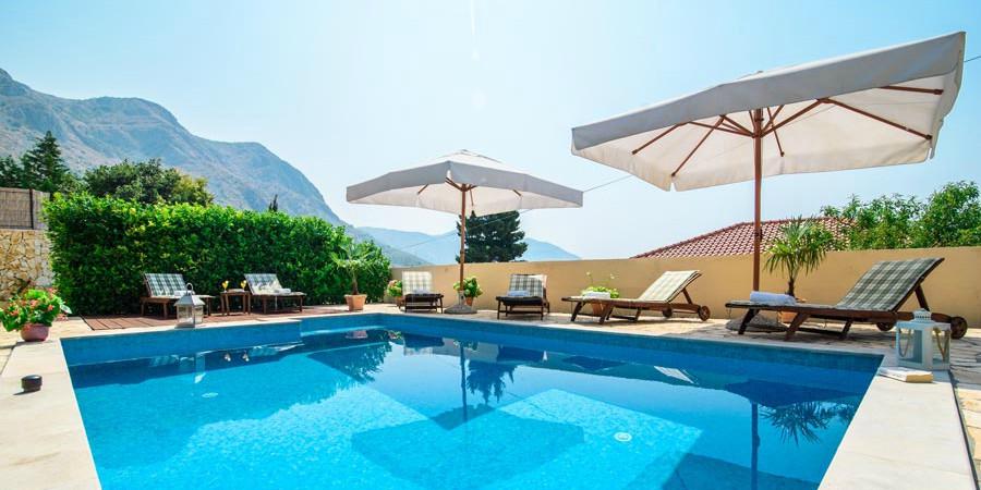 Villa Kim, Mlini Bay, Dubrovnik Riviera (17B)