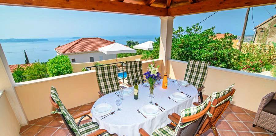 Villa Kim, Mlini Bay, Dubrovnik Riviera (21B)