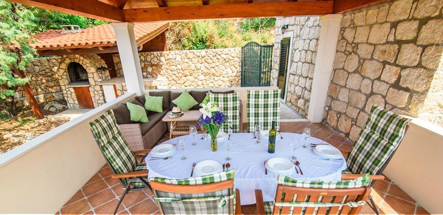 Villa Kim, Mlini Bay, Dubrovnik Riviera (27B)
