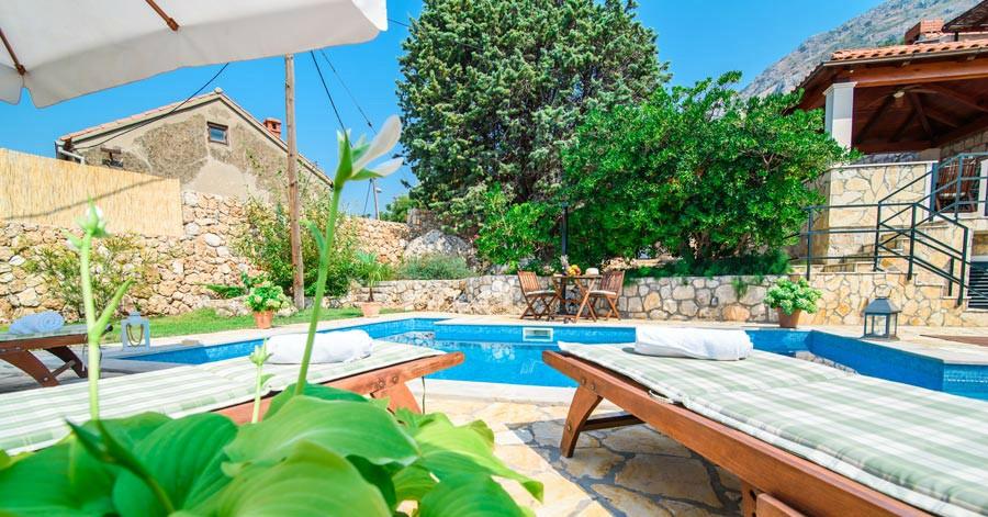 Villa Kim, Mlini Bay, Dubrovnik Riviera (2B)
