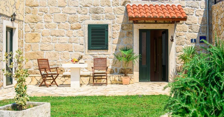 Villa Kim, Mlini Bay, Dubrovnik Riviera (39B)