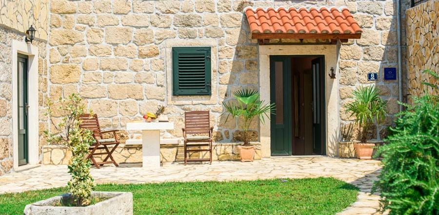 Villa Kim, Mlini Bay, Dubrovnik Riviera (41B)
