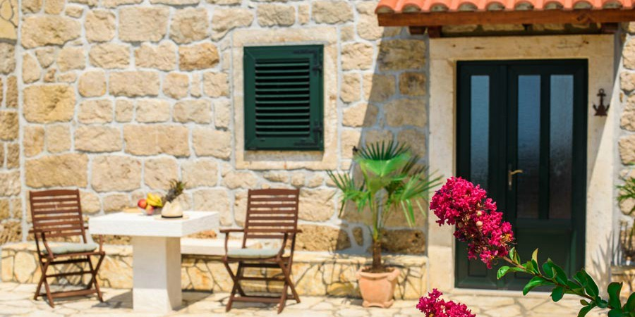 Villa Kim, Mlini Bay, Dubrovnik Riviera (46B)