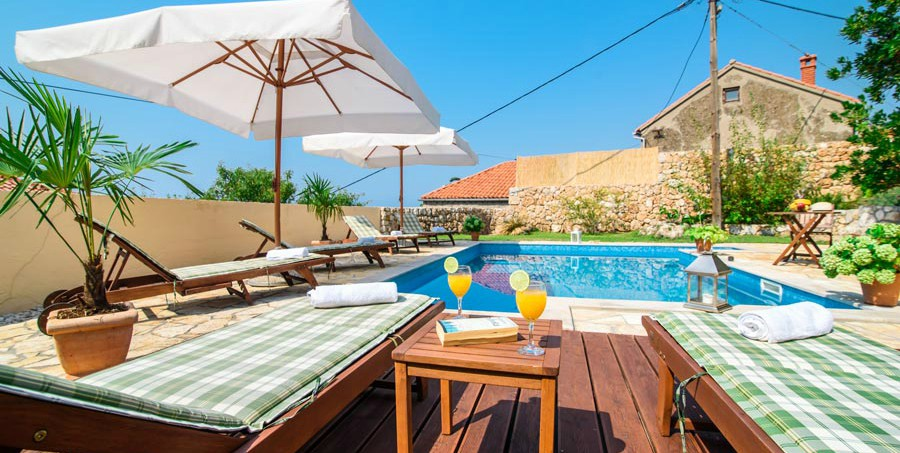 Villa Kim, Mlini Bay, Dubrovnik Riviera (49B)