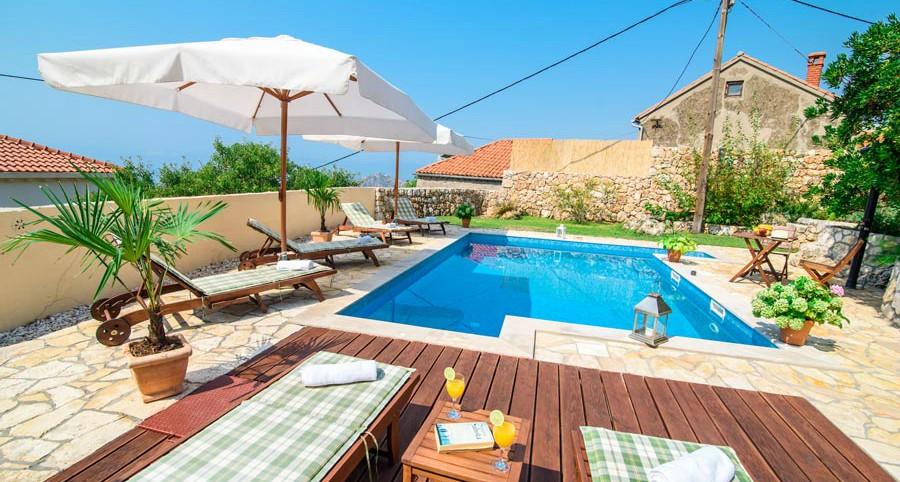 Villa Kim, Mlini Bay, Dubrovnik Riviera (54B)