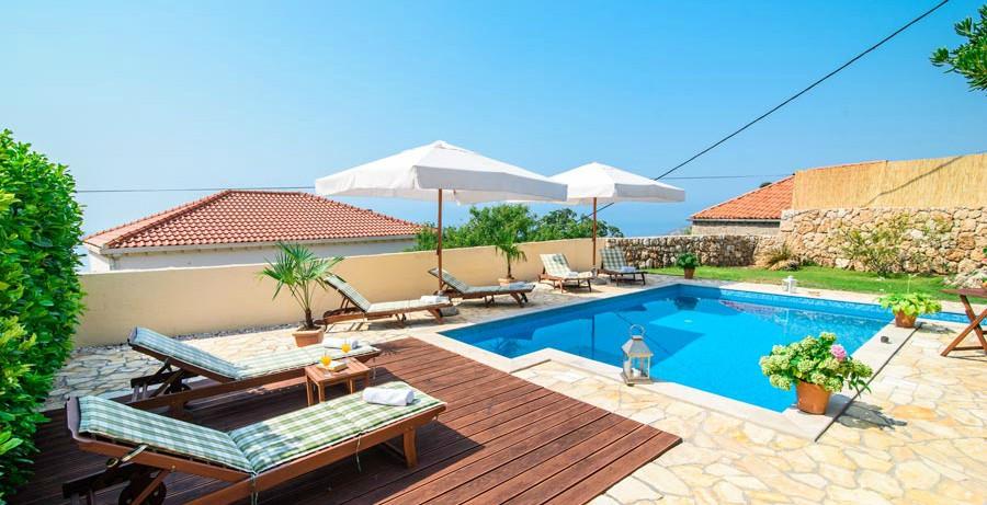 Villa Kim, Mlini Bay, Dubrovnik Riviera (55B)