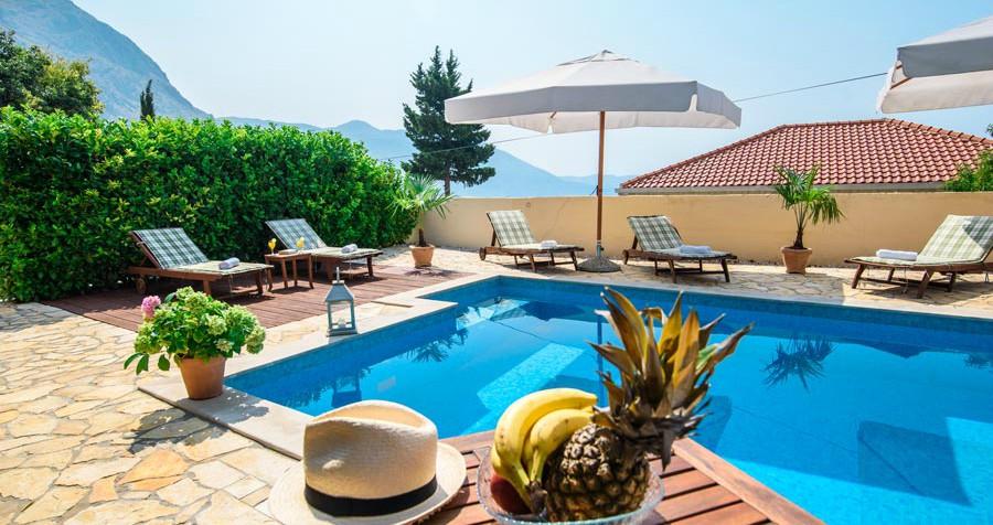 Villa Kim, Mlini Bay, Dubrovnik Riviera (57B)