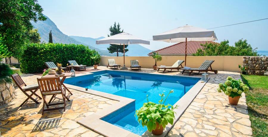 Villa Kim, Mlini Bay, Dubrovnik Riviera (64B)