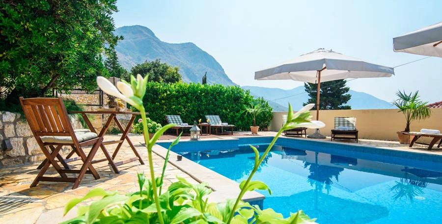 Villa Kim, Mlini Bay, Dubrovnik Riviera (66B)