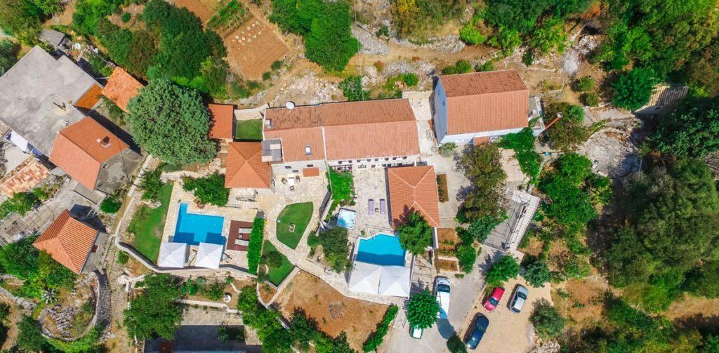 Villa Kim & Villa Tereza, Mlini Bay, Dubrovnik Riviera (10B)