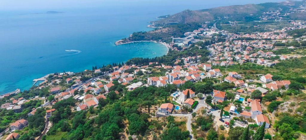 Villa Kim & Villa Tereza, Mlini Bay, Dubrovnik Riviera (18B)