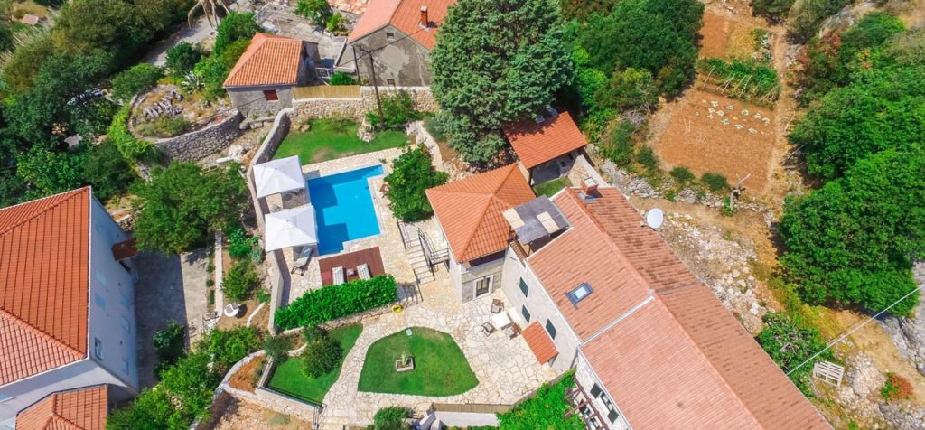 Villa Kim & Villa Tereza, Mlini Bay, Dubrovnik Riviera (27B)