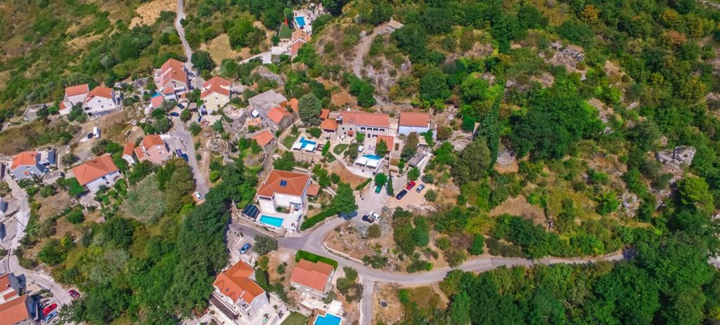 Villa Kim & Villa Tereza, Mlini Bay, Dubrovnik Riviera (30B)