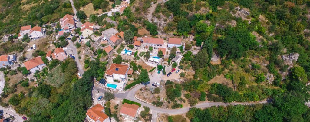Villa Kim & Villa Tereza, Mlini Bay, Dubrovnik Riviera (31B)