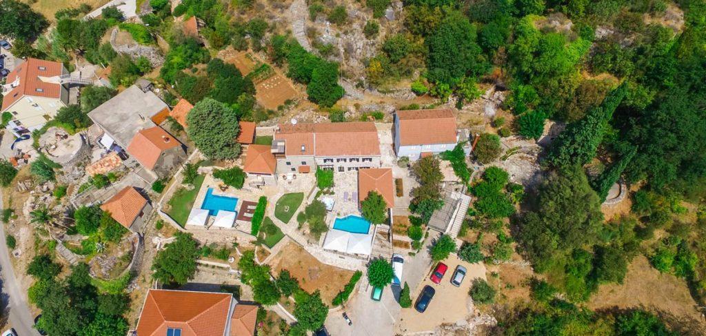 Villa Kim & Villa Tereza, Mlini Bay, Dubrovnik Riviera (32B)