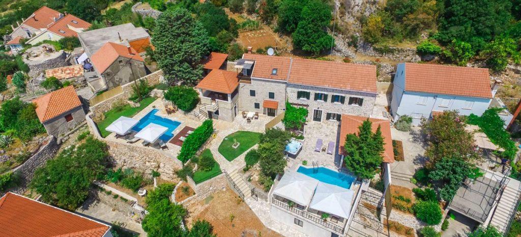 Villa Kim & Villa Tereza, Mlini Bay, Dubrovnik Riviera (36B)
