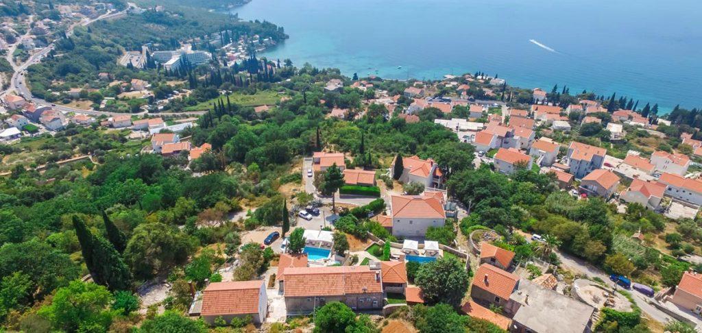Villa Kim & Villa Tereza, Mlini Bay, Dubrovnik Riviera (4B)