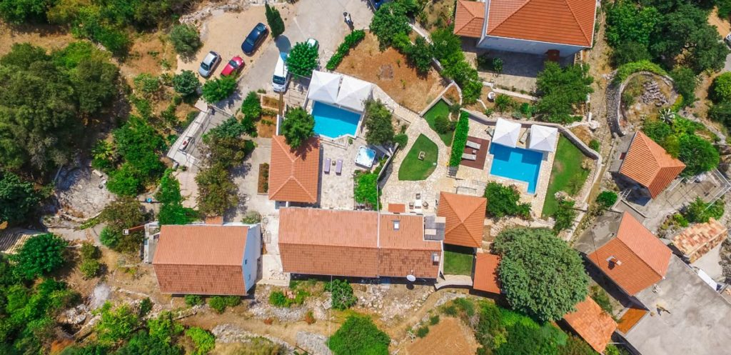 Villa Kim & Villa Tereza, Mlini Bay, Dubrovnik Riviera (7B