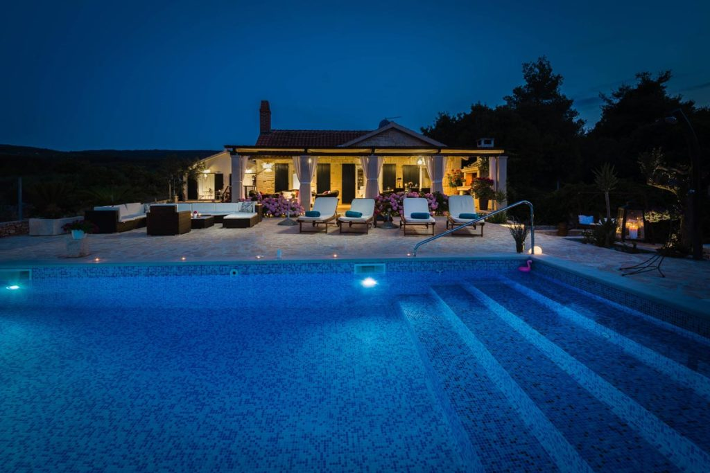 Villa Romantica, Mirca Bay, Brac Island (17)