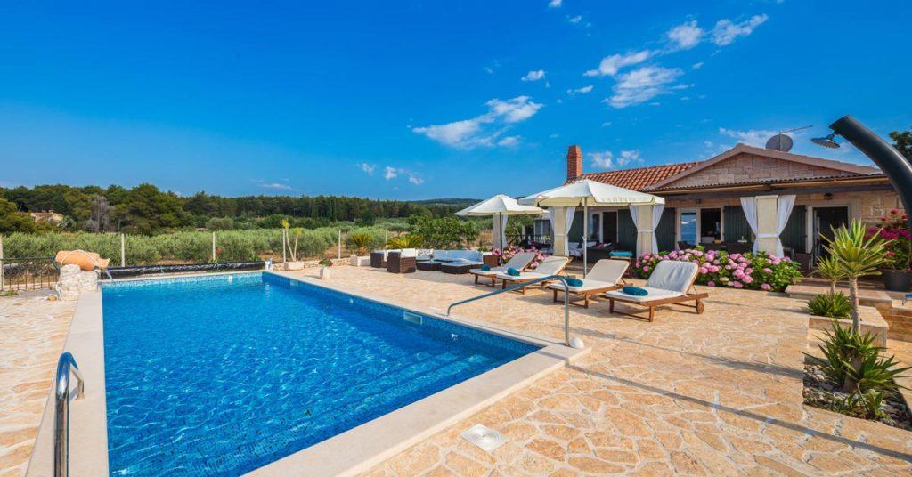 Villa Romantica, Mirca Bay, Brac Island (20)