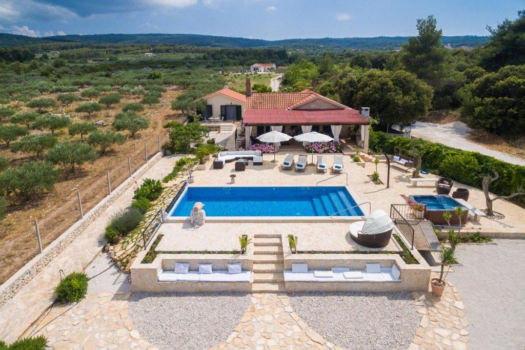 Villa Romantica, Mirca Bay, Brac Island (22)