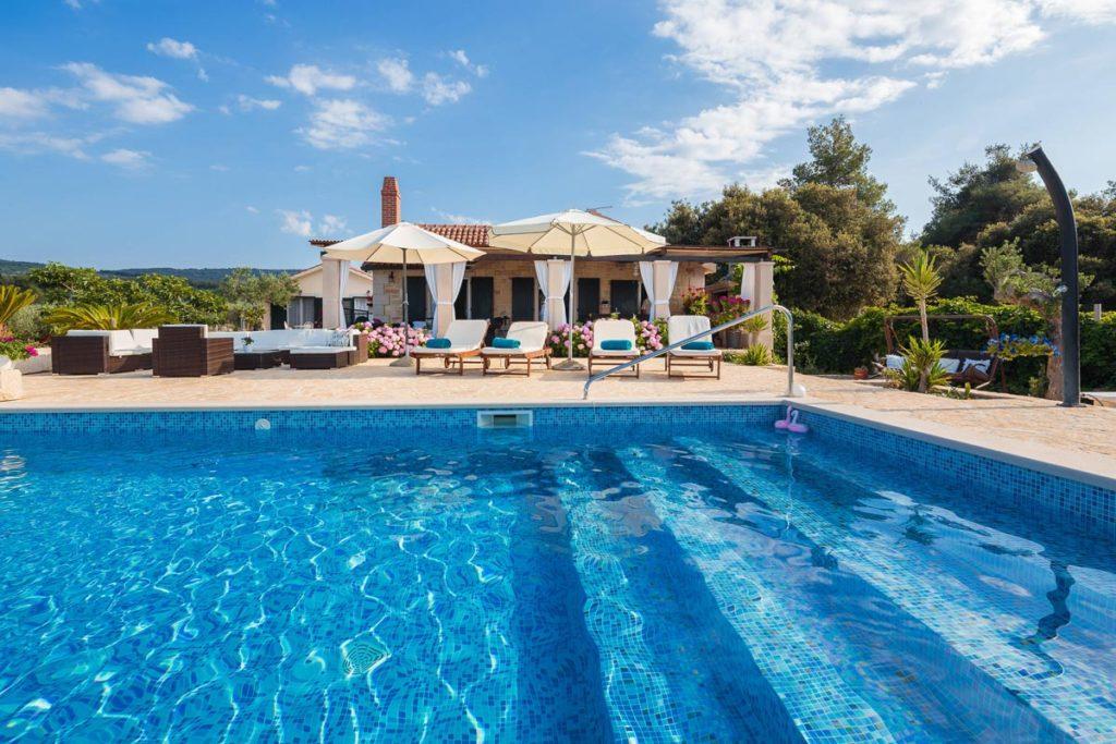 Villa Romantica, Mirca Bay, Brac Island (23)